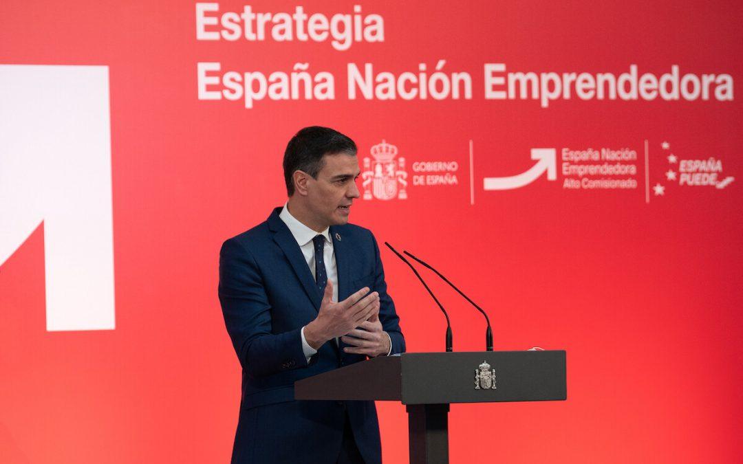 España lista en plan «startup»